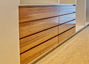 Custom wardrobers and pantries design and fit Central Coast